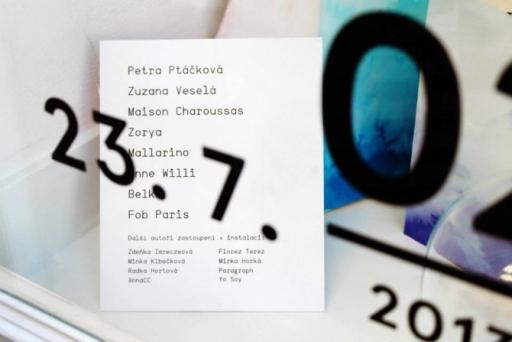 Denisa Strmiskova Studio | spatial design KURATOR