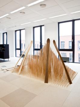 Denisa Strmiskova Studio | spatial design NAHORY
