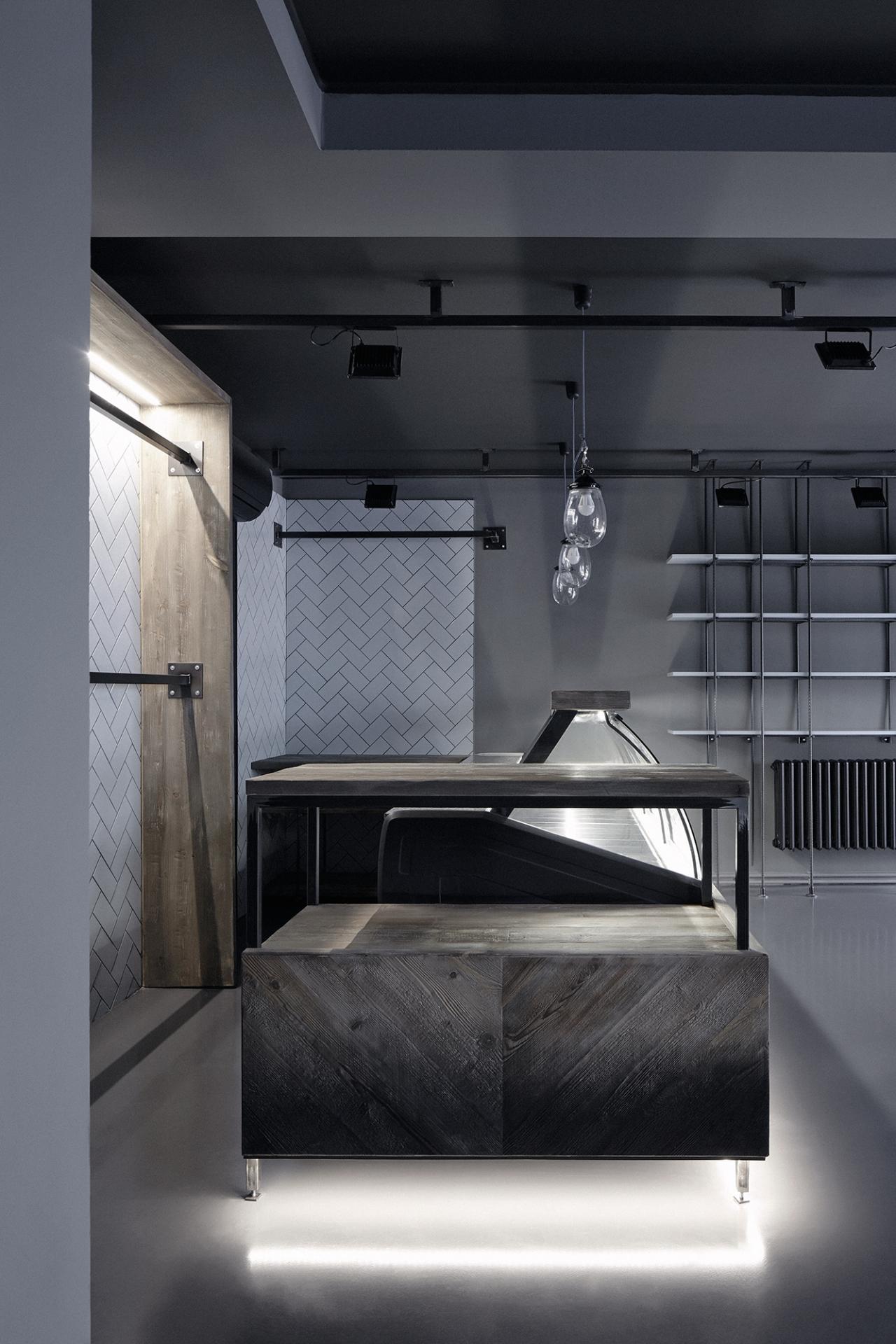 Denisa Strmiskova Studio | spatial design SABORES