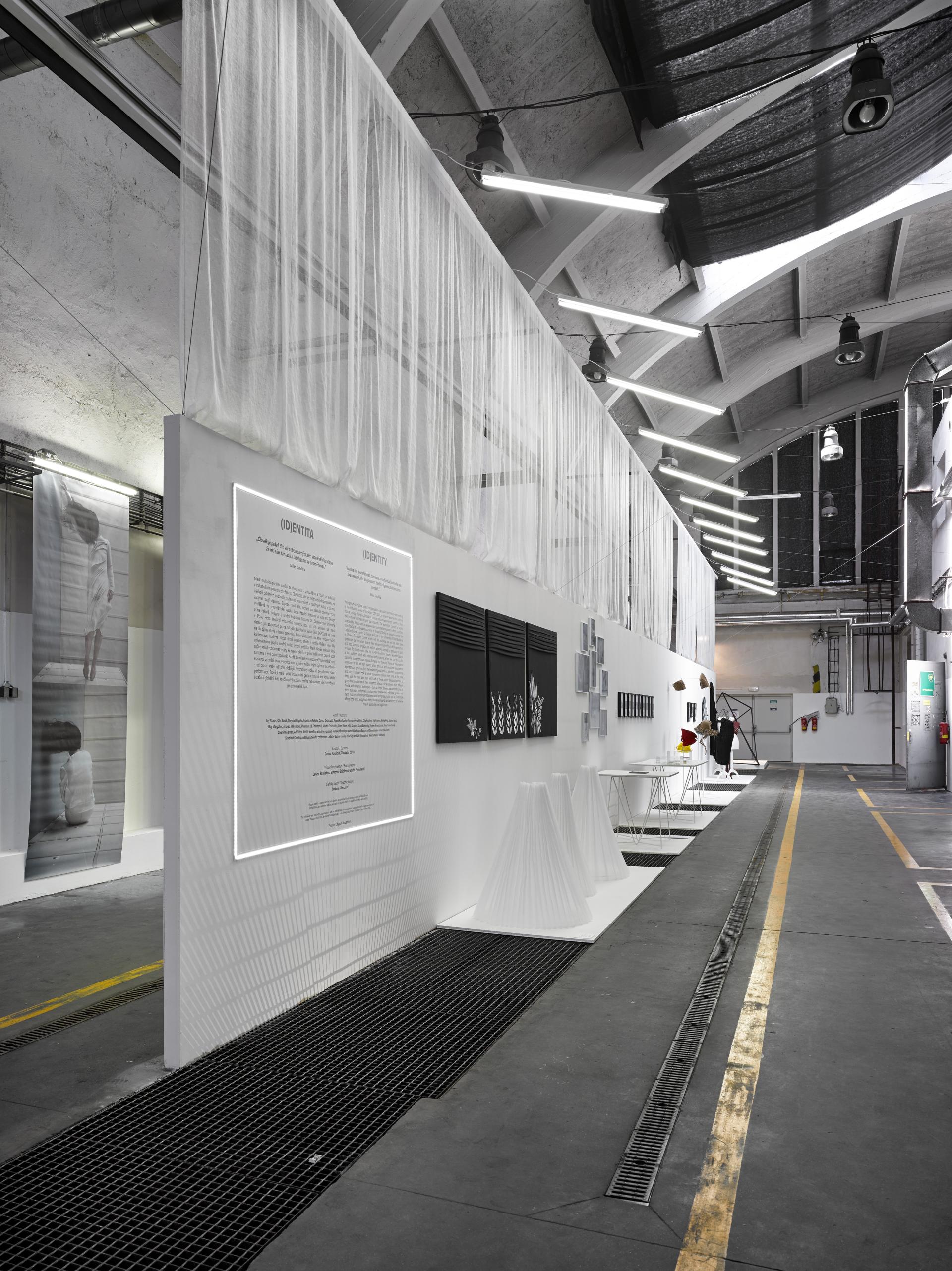 Denisa Strmiskova Studio | spatial design DEPO2015