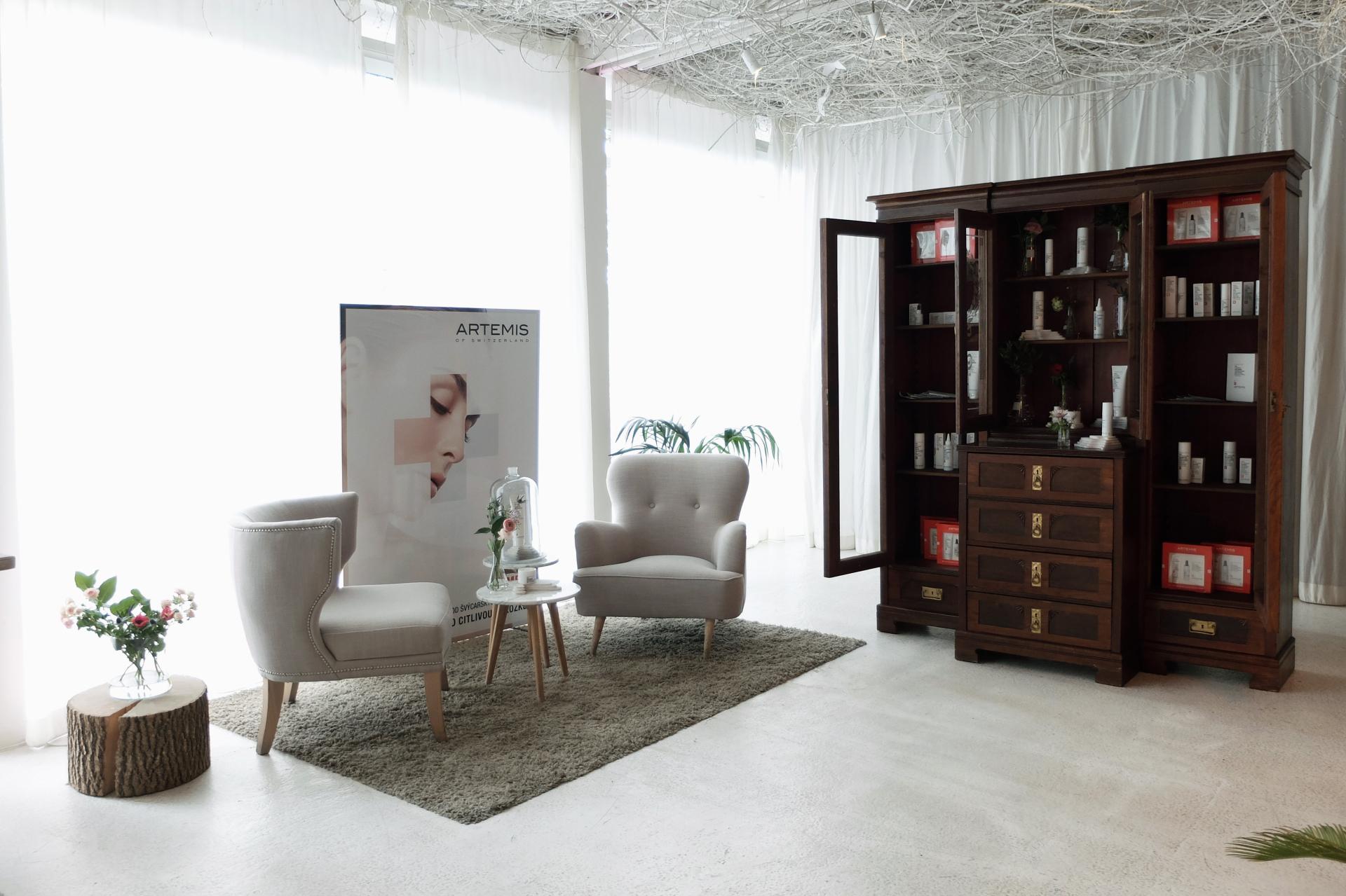 Denisa Strmiskova Studio | spatial design ARTEMIS