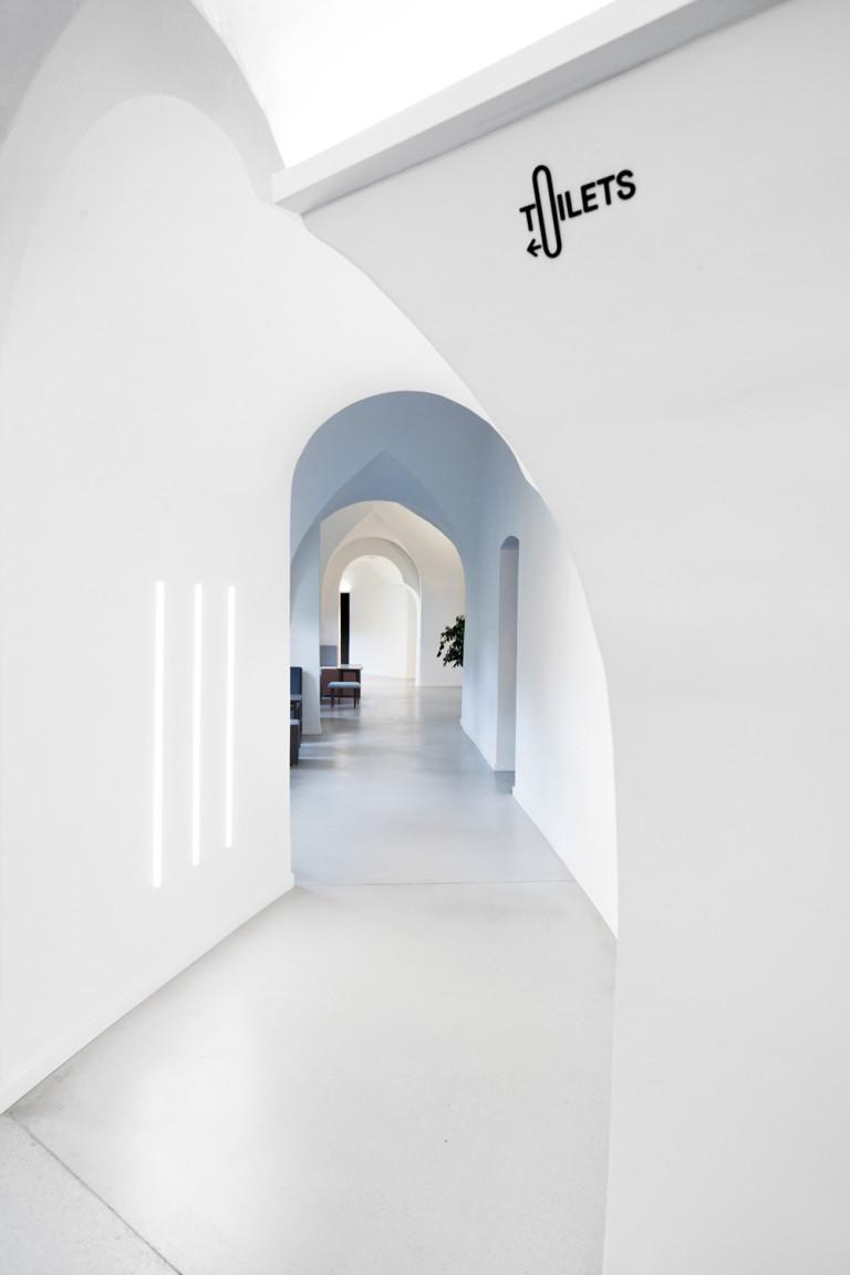 Denisa Strmiskova Studio | spatial design LONG STORY SHORT HOSTEL