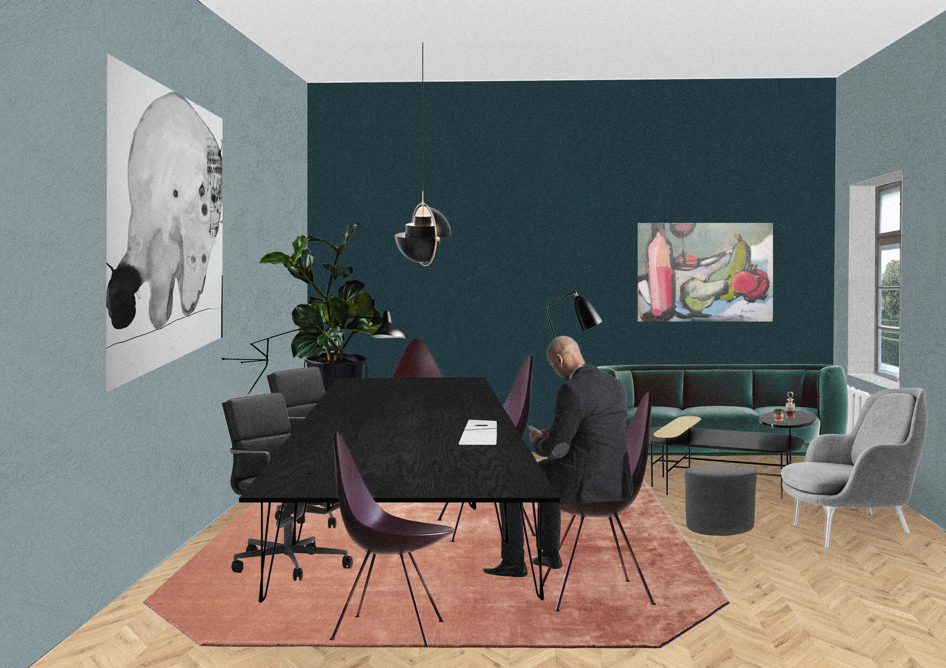 Denisa Strmiskova Studio | spatial design Projects