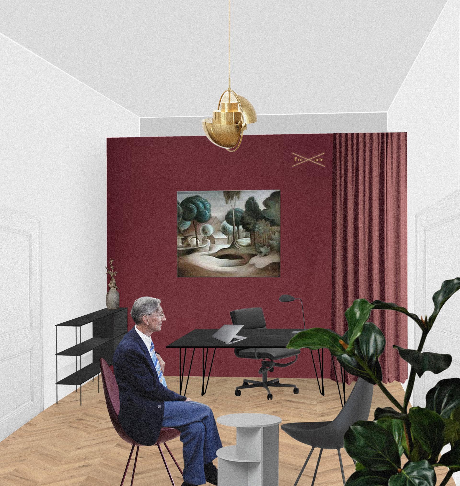 Denisa Strmiskova Studio | spatial design PRO ARTE