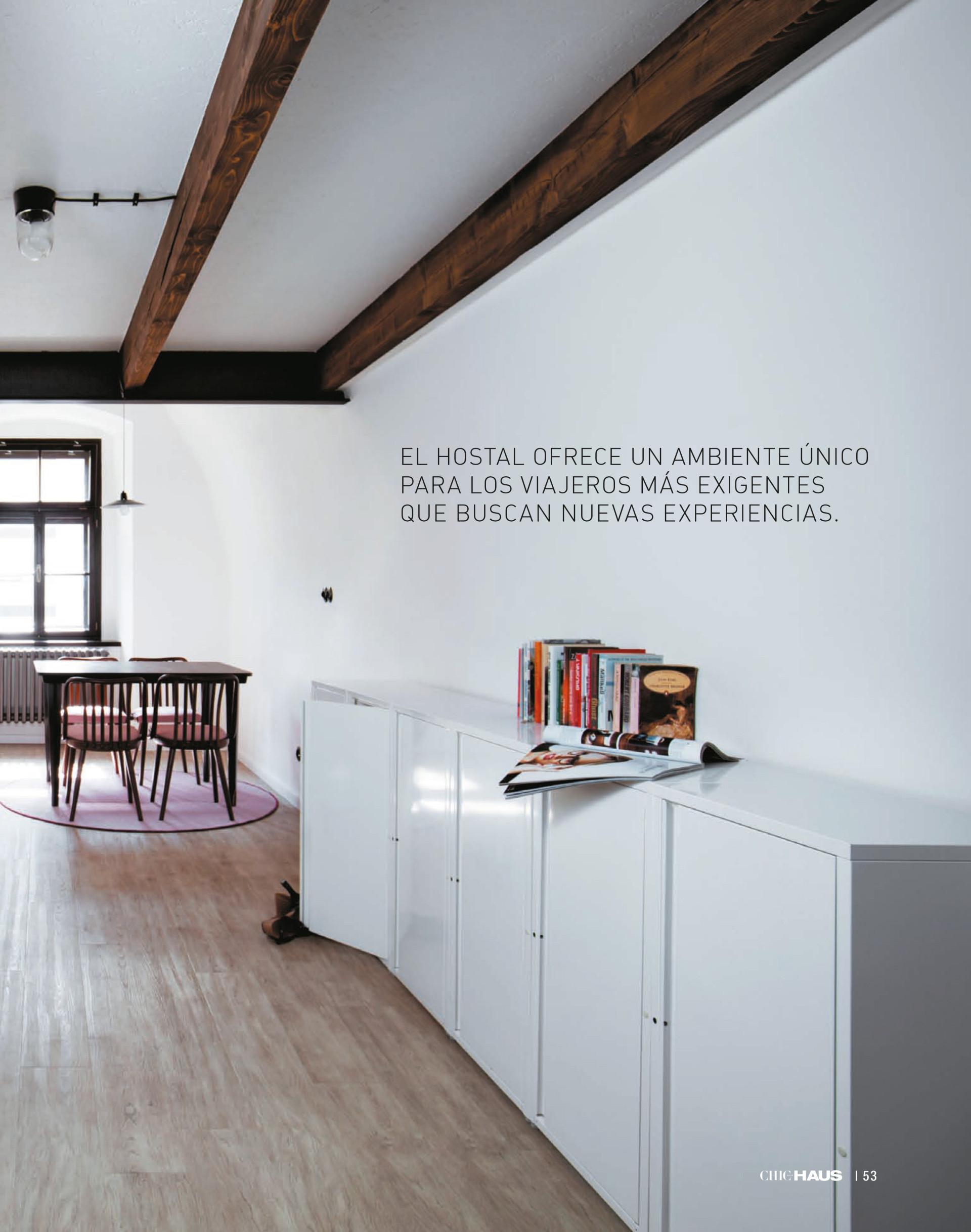 Denisa Strmiskova Studio | spatial design CHIC HAUS 03/2018