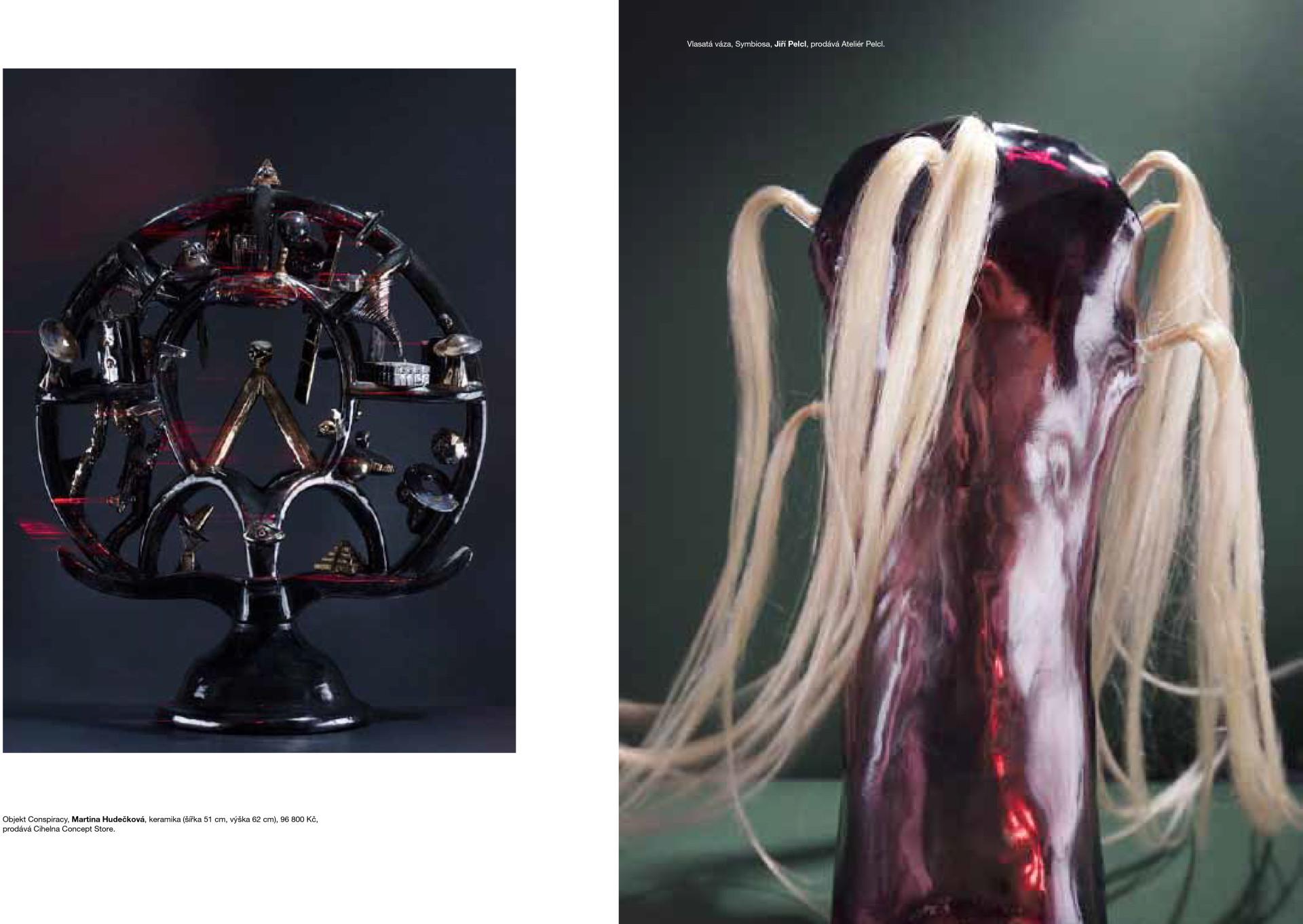 Denisa Strmiskova Studio | spatial design DOLCE VITA 3/2018