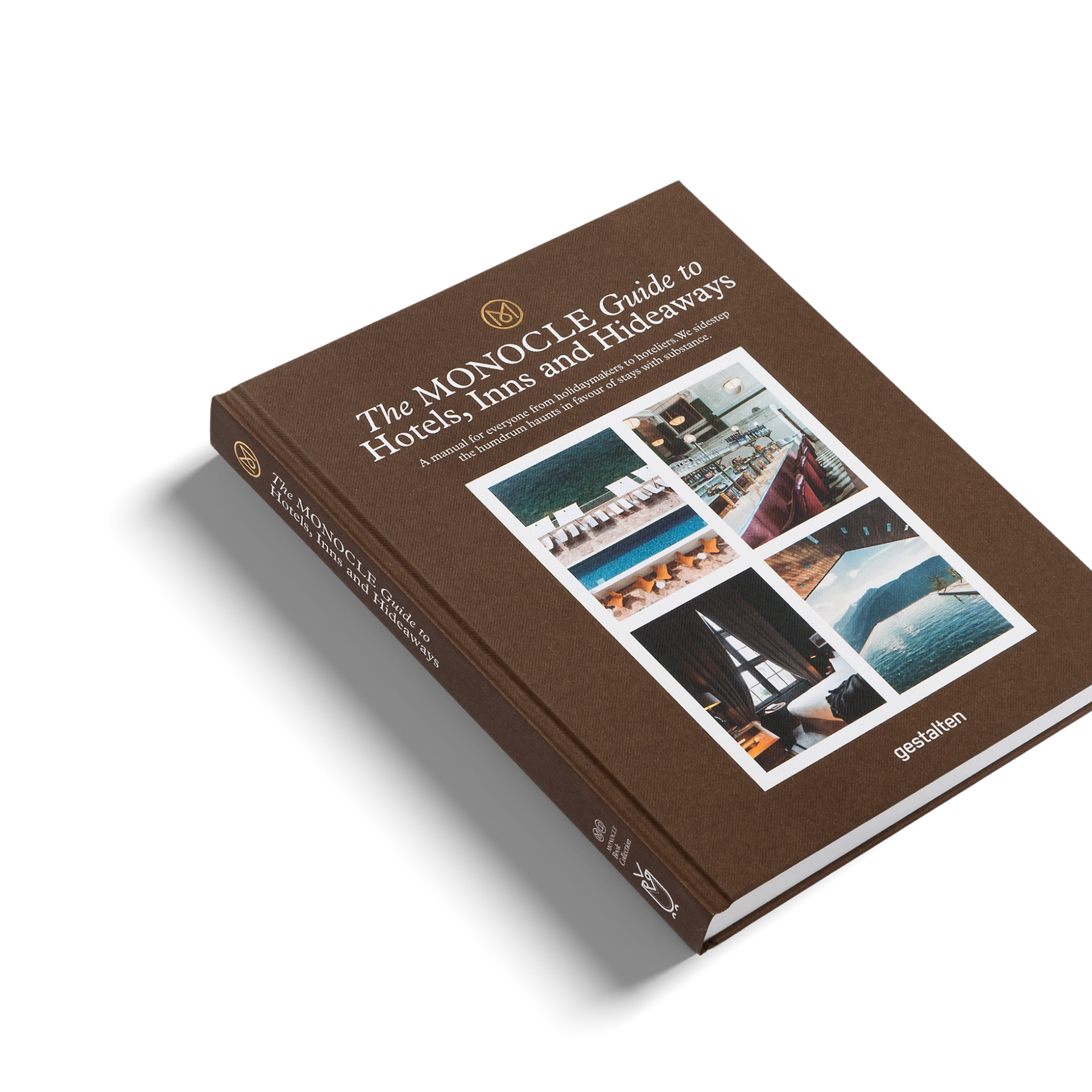 Denisa Strmiskova Studio | spatial design MONOCLE GUIDE TO HOTELS, INNS AND HIDEAWAYS