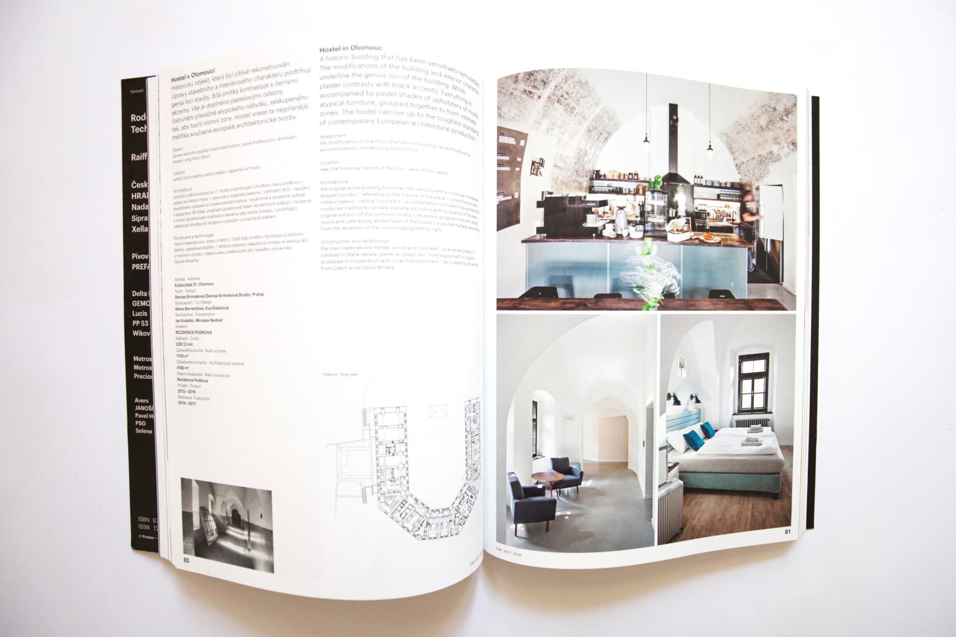 Denisa Strmiskova Studio | spatial design CAR 2019