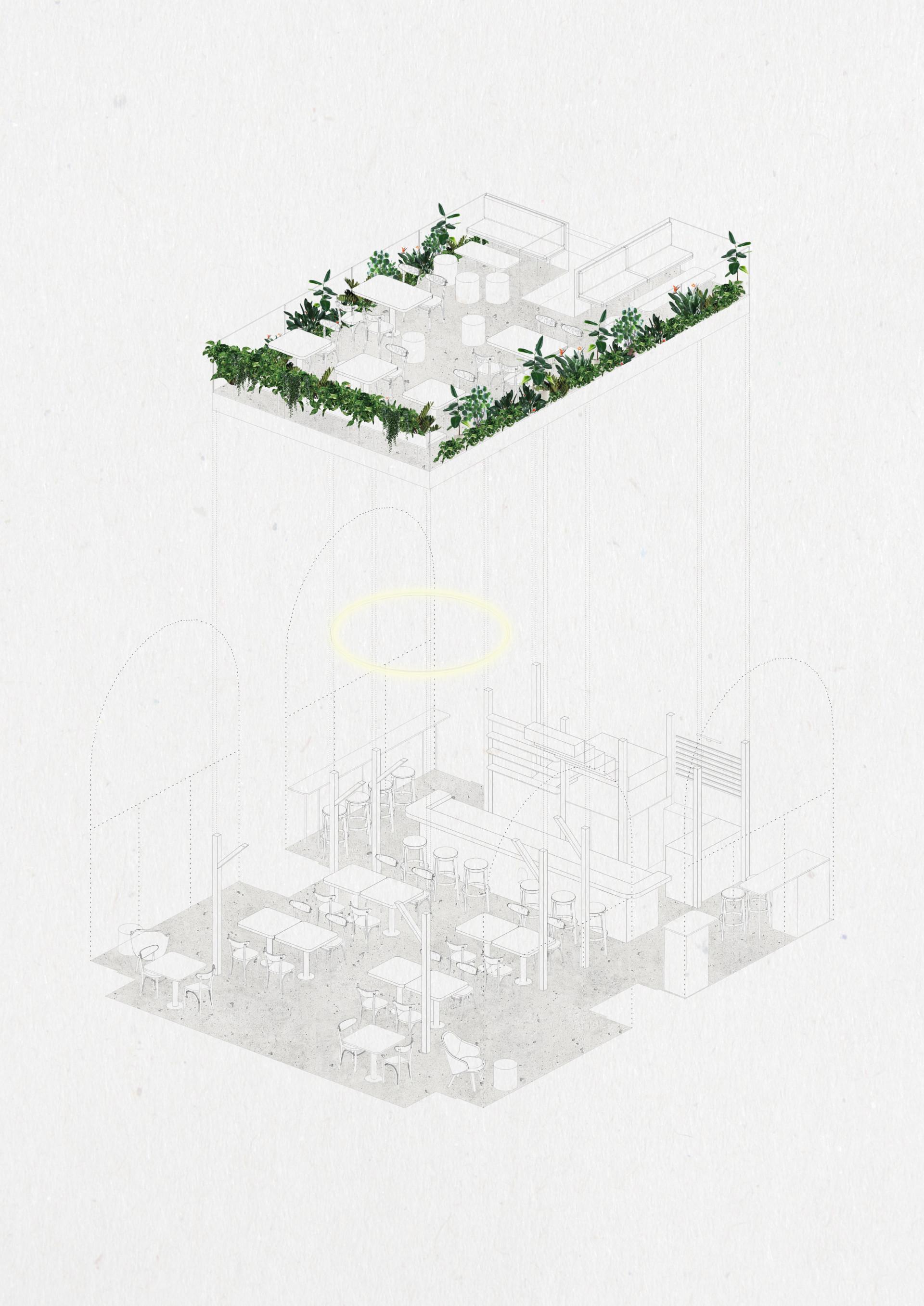 Denisa Strmiskova Studio | spatial design KONVIKT