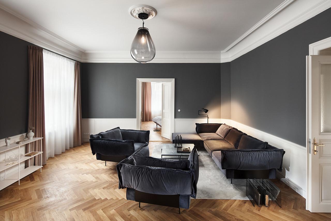 Denisa Strmiskova Studio FRANZ KAFKA HOUSE