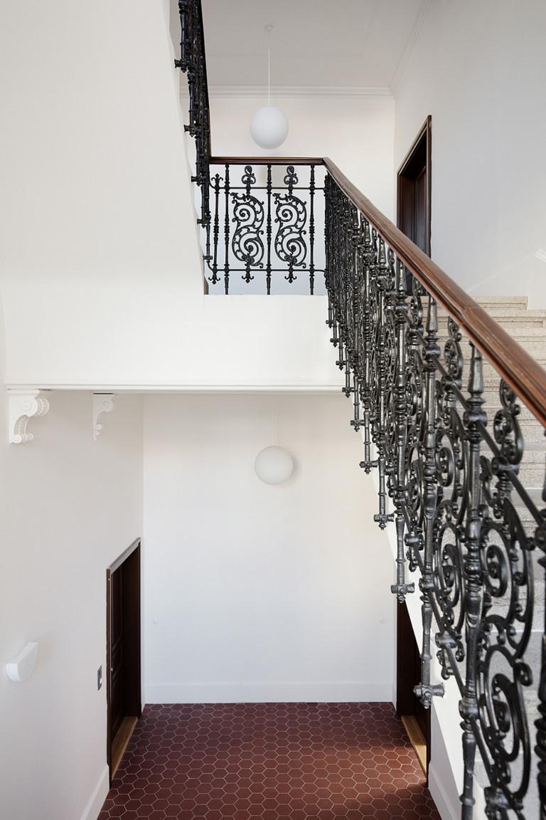 Denisa Strmiskova Studio | spatial design FRANZ KAFKA HOUSE
